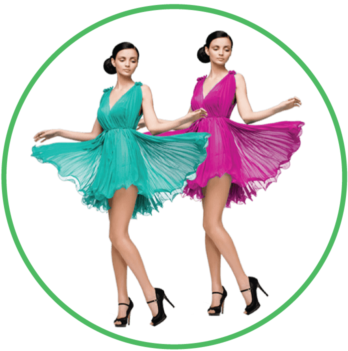 Multiple-Clipping-Path